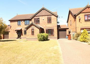 Thumbnail 3 bed semi-detached house to rent in Burgon Crescent, Winterton, Scunthorpe