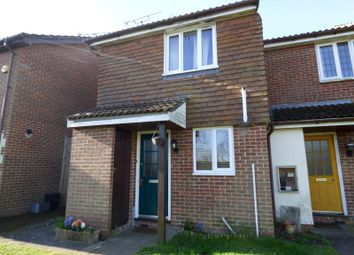 Thumbnail 2 bedroom end terrace house to rent in Barcombe Close, St Pauls Cray, Orpington