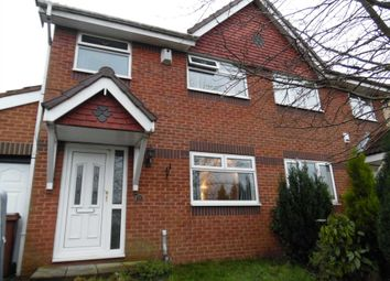Thumbnail 3 bed semi-detached house for sale in Luzley Brook Road, Royton, Oldham