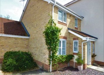 Thumbnail 2 bed end terrace house for sale in Elder Crescent, Andover