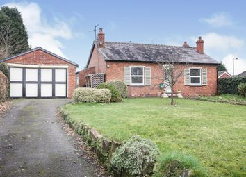 Thumbnail 2 bed detached bungalow for sale in Mill Road, Stourport-On-Severn