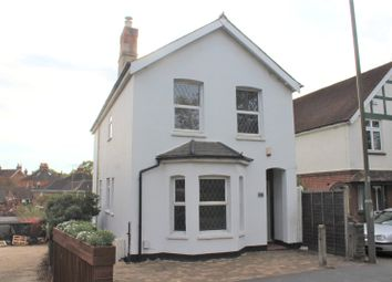 Thumbnail 3 bed detached house for sale in Ash Hill Road, Ash, Surrey