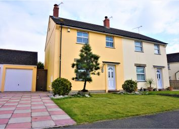 Thumbnail 3 bed semi-detached house for sale in St. Petry, Penzance