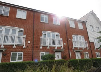 Thumbnail 3 bed town house for sale in Chequers Avenue, High Wycombe