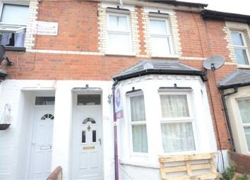 Thumbnail 3 bed terraced house for sale in Belmont Road, Reading, Berkshire