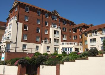 Thumbnail 1 bed flat to rent in Homecove House, Holland Road, Westcliff
