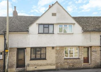 Thumbnail 3 bedroom terraced house for sale in Mill Street, Witney