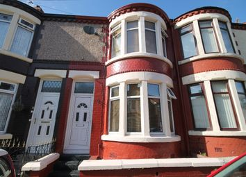 Thumbnail 4 bed terraced house for sale in Withnell Road, Stoneycroft, Liverpool