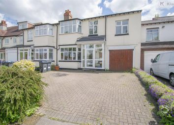 Thumbnail 5 bed semi-detached house for sale in Highfield Road, Hall Green, Birmingham