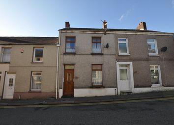 Thumbnail 3 bed terraced house for sale in Waterloo Terrace, Carmarthen