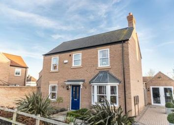 Thumbnail 3 bed detached house for sale in Willoughby Road, Alford, Lincoln