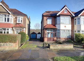Thumbnail 4 bed semi-detached house for sale in Grange Park Avenue, Grange Park