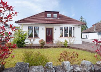 Thumbnail 4 bed detached bungalow for sale in 6 Cyprus Avenue, Elderslie