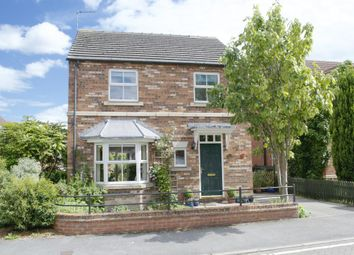 Thumbnail 3 bed detached house for sale in Chaucer Lane, Strensall, York