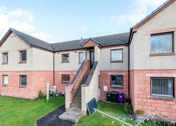 Thumbnail 2 bed flat for sale in Roods Place, Kirriemuir, Angus