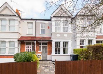 Thumbnail 3 bed terraced house for sale in Curzon Road, London