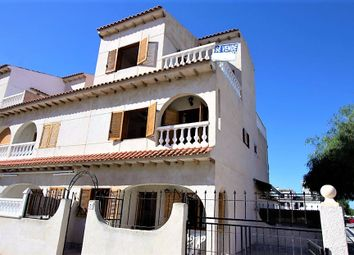 Thumbnail 3 bed town house for sale in Santa Pola, Alicante, Spain