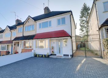 Thumbnail 3 bed end terrace house for sale in Roke Lodge Road, Kenley