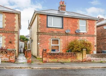 Thumbnail 3 bed semi-detached house for sale in Osborne Road, Ryde