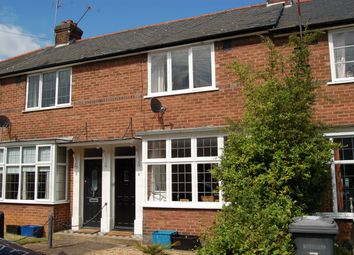 Thumbnail 2 bed terraced house to rent in Conquest Close, Hitchin
