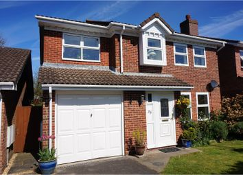 Thumbnail 5 bedroom detached house for sale in Laurel Gardens, Locks Heath