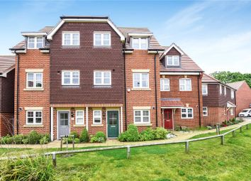 Thumbnail 4 bed town house to rent in Gomer Road, Bagshot, Surrey