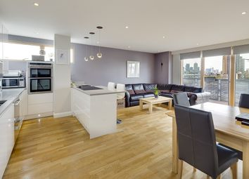 Thumbnail 2 bed flat for sale in Island House, Three Mill Lane