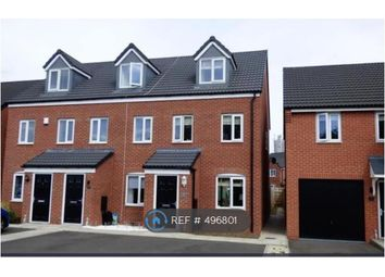 Thumbnail 3 bed semi-detached house to rent in Adkins Close, Burton-On-Trent