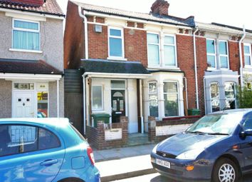 Thumbnail 3 bedroom terraced house for sale in Langstone Road, Portsmouth