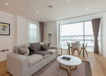 Thumbnail 1 bed flat to rent in Taverners Close, Addison Avenue, London