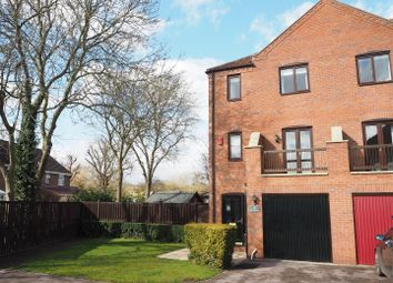Thumbnail 4 bed town house for sale in The Osiers, Farndon Road, Newark