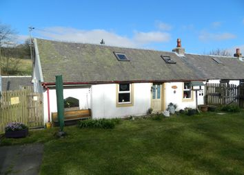 Thumbnail 1 bed terraced house for sale in Main Street, Leadhills, Biggar