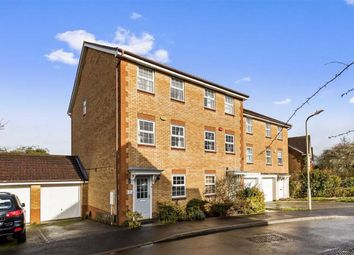Thumbnail 4 bed town house for sale in Hillbrow Lane, Ashford, Kent