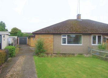 Thumbnail 2 bedroom semi-detached bungalow to rent in Briar Close, Burnham, Slough
