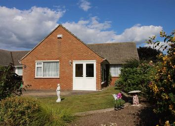 Thumbnail 2 bed detached bungalow for sale in Western Avenue, Barton On Sea, New Milton