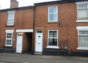 Thumbnail 3 bedroom terraced house to rent in Peach Street, Derby