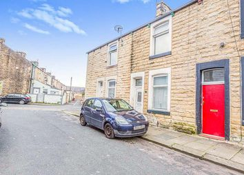 Thumbnail 2 bed end terrace house for sale in Rawson Street, Burnley, Lancashire