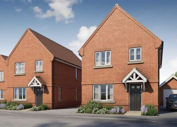 Thumbnail 3 bed detached house for sale in Fraser Road, Priory Business Park, Bedford