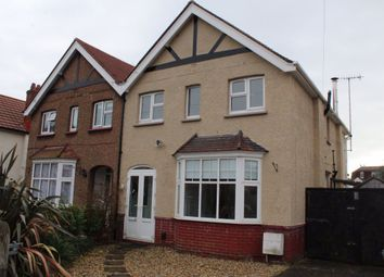 Thumbnail 3 bed semi-detached house to rent in Shermanbury Road, Broadwater, Worthing