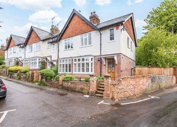 Thumbnail 3 bed end terrace house for sale in School Road, Twyford, Winchester, Hampshire