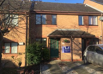 Thumbnail 2 bed town house to rent in Lydstep Close, Oakwood, Derby