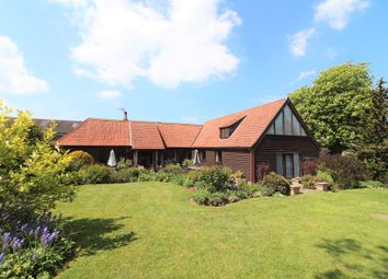 Thumbnail 4 bed barn conversion for sale in Duke Street, Hintlesham, Ipswich, Suffolk