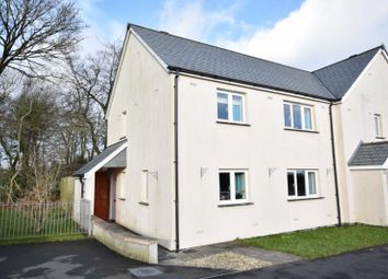 Thumbnail 3 bed semi-detached house for sale in St Annes Close, Whitstone, Devon