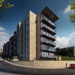 Thumbnail 1 bed flat for sale in Buccleuch Street Development, Plot 19, Garnethill, Glasgow