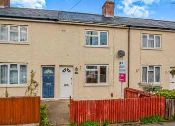 Thumbnail 2 bedroom terraced house for sale in New Cheveley Road, Newmarket