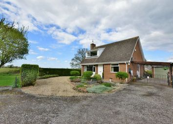 Thumbnail 3 bed detached house for sale in Flintham Close, Metheringham, Lincoln