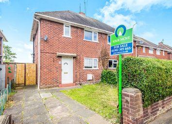 Thumbnail 2 bedroom semi-detached house for sale in Colman Avenue, Wednesfield, Wolverhampton