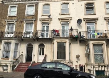 Thumbnail 1 bed flat for sale in Athelstan Road, Margate
