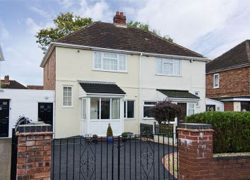 Thumbnail 3 bedroom semi-detached house for sale in Norbury Avenue, Pelsall, Walsall
