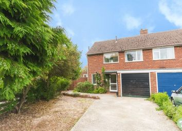 Thumbnail 3 bed semi-detached house for sale in Mickle Way, Forest Hill, Oxford